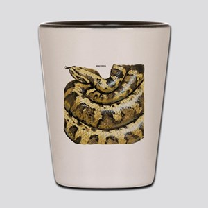 Anaconda Snake Shot Glass
