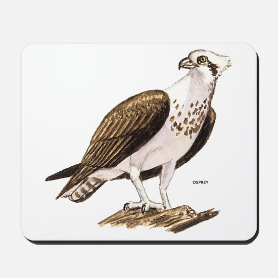Osprey Bird Mousepad