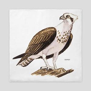 Osprey Bird Queen Duvet