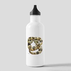 Rattlesnake Snake Stainless Water Bottle 1.0L