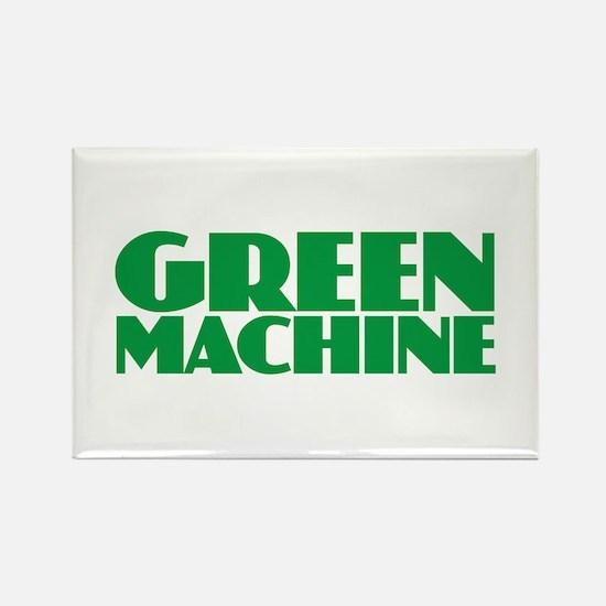 Green Machine Magnets