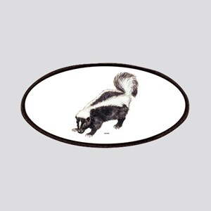 Skunk Animal Patches