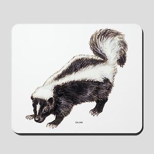 Skunk Animal Mousepad