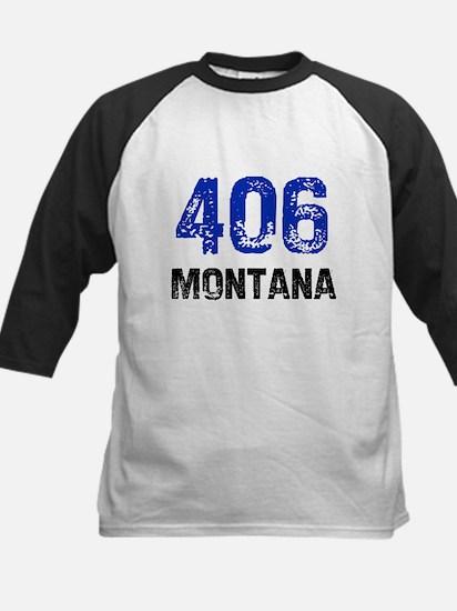 406 Kids Baseball Jersey