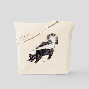Skunk Animal Tote Bag