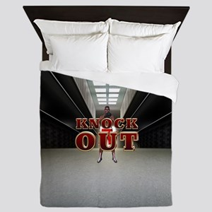 Knockout Queen Duvet