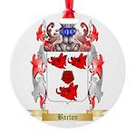 Barton Round Ornament