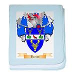 Barton (England) baby blanket