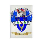 Barton (England) Rectangle Magnet