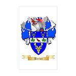 Barton (England) Sticker (Rectangle)