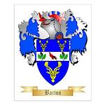 Barton (England) Small Poster