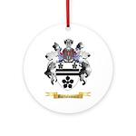 Bartolomucci Ornament (Round)