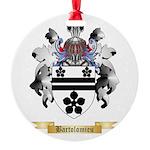 Bartolomieu Round Ornament