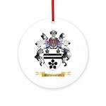 Bartolomeotti Ornament (Round)