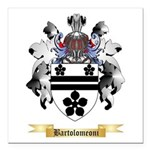 Bartolomeoni Square Car Magnet 3
