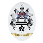 Bartolomeo Ornament (Oval)