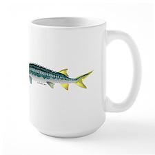 White Sturgeon fish Mug