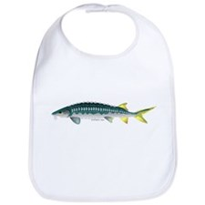 White Sturgeon fish Bib