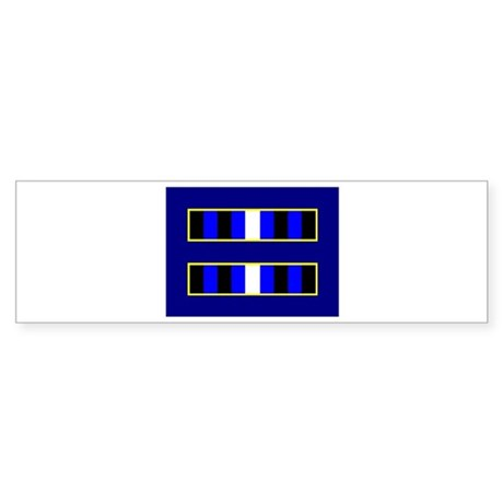 Equality Leather Bumper Sticker