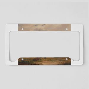Field Day License Plate Holder