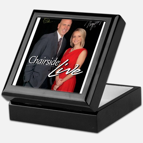 Chairside Live Keepsake Box