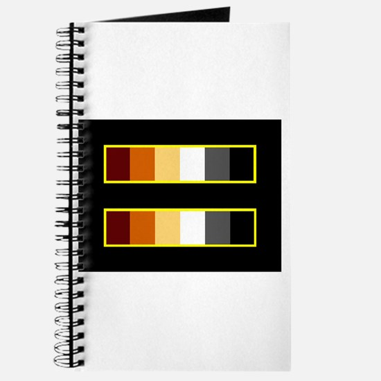 Equality Bear Black Journal
