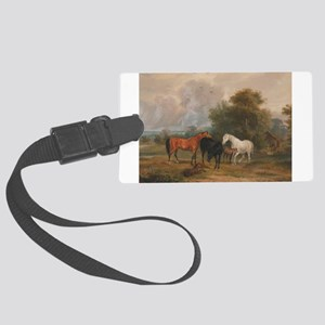 Field Day Luggage Tag