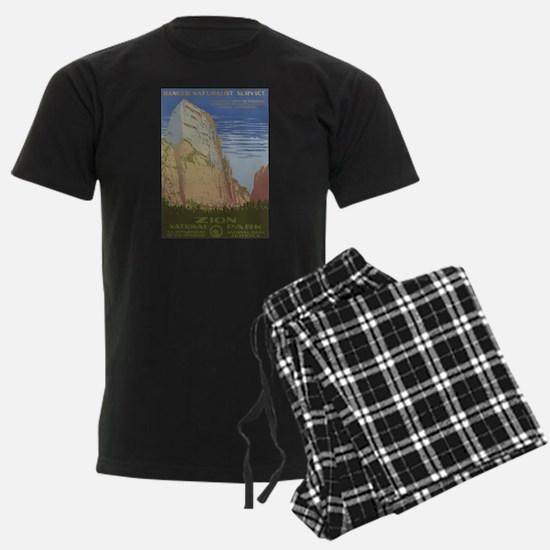 Zion Park Pajamas