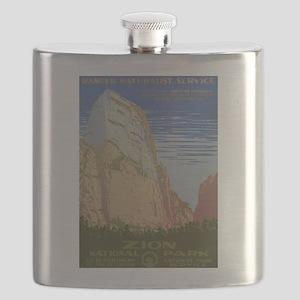 Zion Park Flask