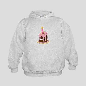 1st Birthday cake/ Hoodie