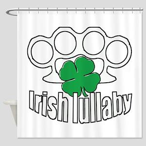 Shamrock Irish Lullaby. Shower Curtain