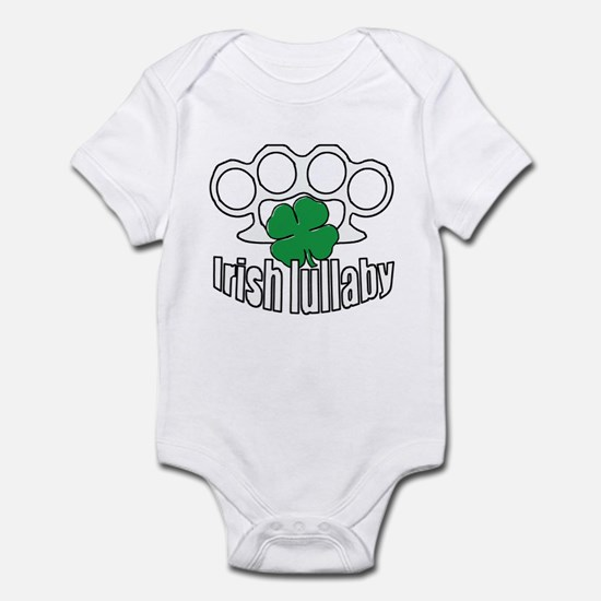 Shamrock Irish Lullaby. Infant Bodysuit