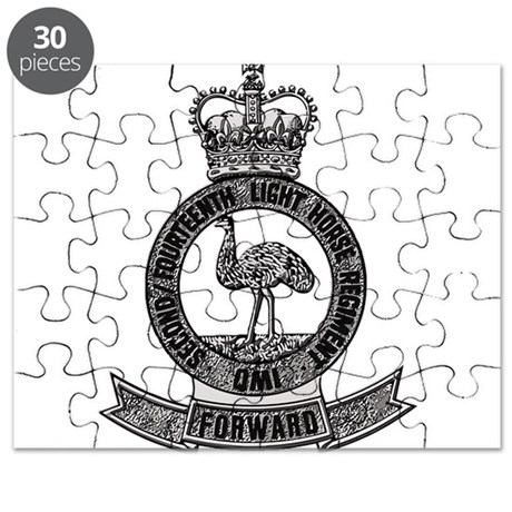 2/14 Light Horse Regiment Puzzle