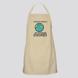 Worlds Greatest Systems Engineer Apron