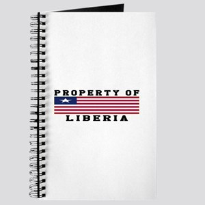 Property Of Liberia Journal