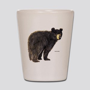 Black Bear Shot Glass