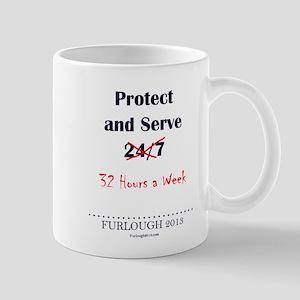 I Care 20% Less Mug