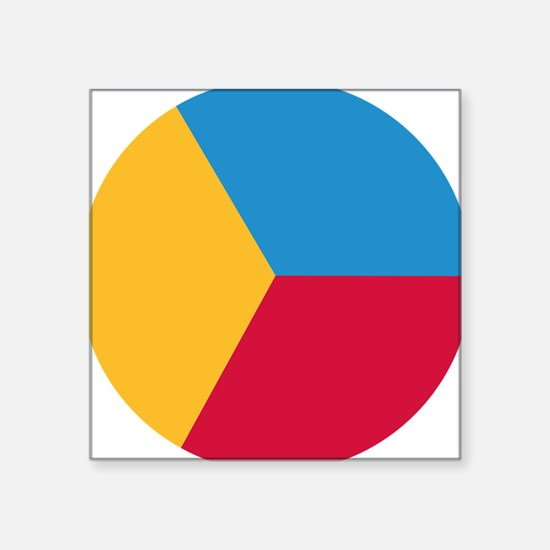 pie_chart_same_size Sticker