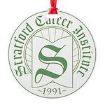 Stratford Career Institute Ornament