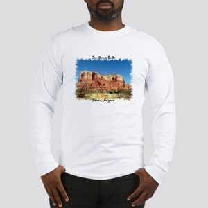 Courthouse Butte Long Sleeve T-Shirt