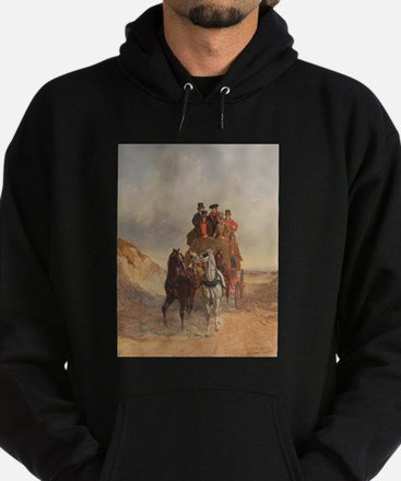 The Royal Coach Ride Hoodie
