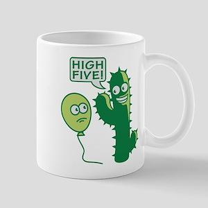 cactus_high_five Mug