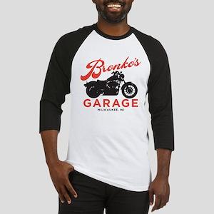Bronkos Baseball Jersey