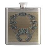 Indian Squashblossom Flask