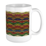 Native American Indian Be 15 oz Ceramic Large Mug