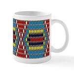 Native American Indian Beadwork 11 oz Ceramic Mug