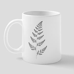Fractal Fern Mug