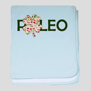 Irish Primal baby blanket