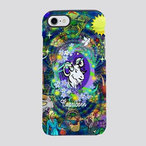 Star Quilt Capricorn iPhone 7 Tough Case