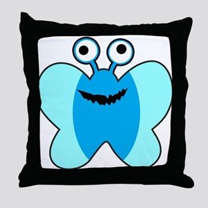 Schmetterling für Kinder Throw Pillow